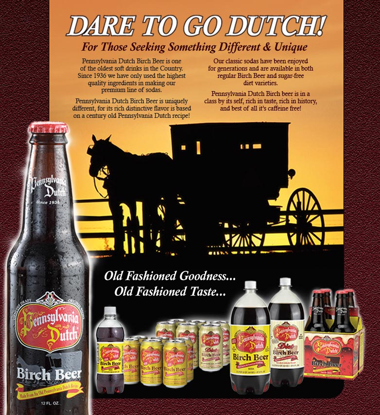 pennsylvania birch beer